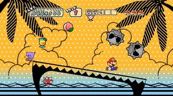 Super Paper Mario, Screenshot #6