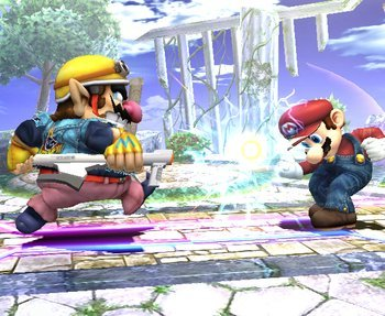 Super Smash Bros. Brawl, Screenshot #1