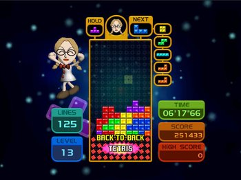Tetris Party, Screenshot #5