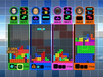Tetris Party, Screenshot #6