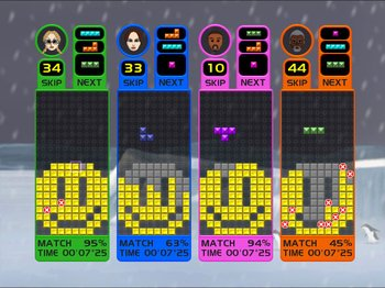 Tetris Party, Screenshot #8