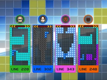 Tetris Party, Screenshot #9