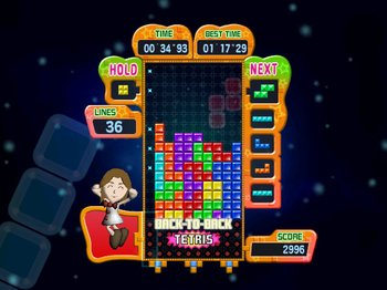 Tetris Party Deluxe, Screenshot #5