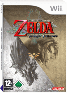 The Legend of Zelda: Twilight Princess, Covermotiv/Artwork