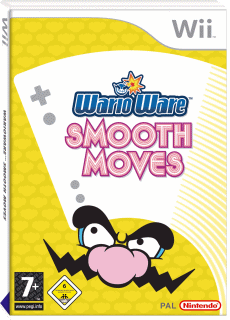 WarioWare: Smooth Moves, Covermotiv/Artwork