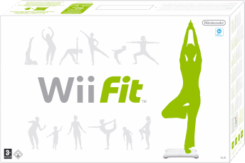Wii Fit, Covermotiv/Artwork