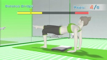 Wii Fit Plus, Screenshot #5