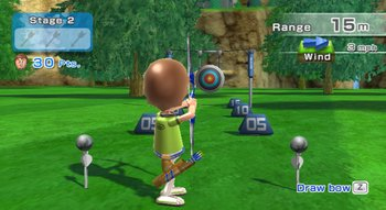 Wii Sports Resort, Screenshot #4
