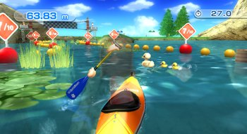 Wii Sports Resort, Screenshot #6