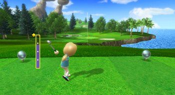 Wii Sports Resort, Screenshot #8