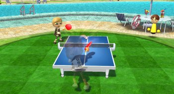 Wii Sports Resort, Screenshot #9