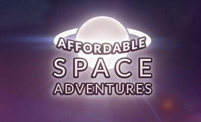 Affordable Space Adventures, Covermotiv/Artwork