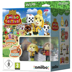 Animal Crossing: amiibo Festival, Covermotiv
