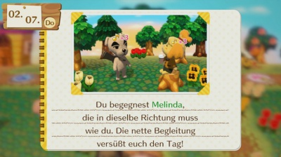 Animal Crossing: amiibo Festival, Screenshot #2