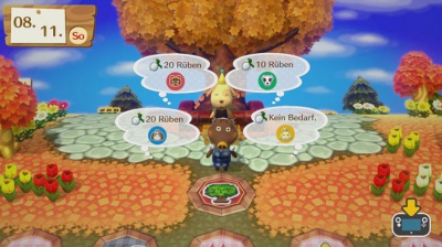 Animal Crossing: amiibo Festival, Screenshot #5