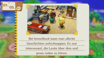 Animal Crossing: amiibo Festival, Screenshot #17