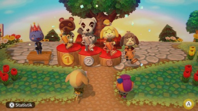 Animal Crossing: amiibo Festival, Screenshot #19