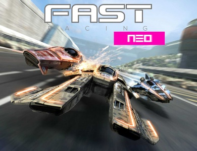 FAST Racing NEO, Covermotiv/Artwork
