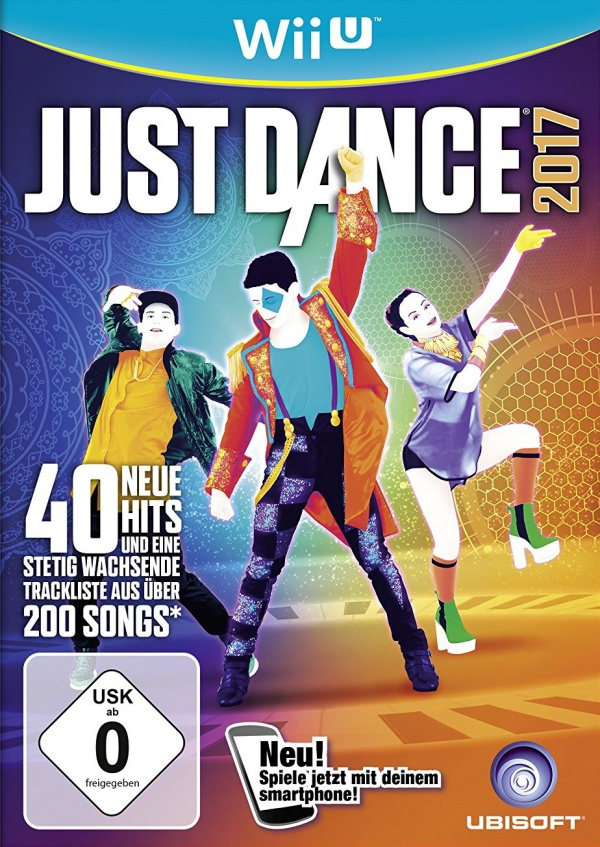Just Dance 2017, Covermotiv