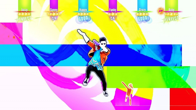 Just Dance 2017, Screenshot #1