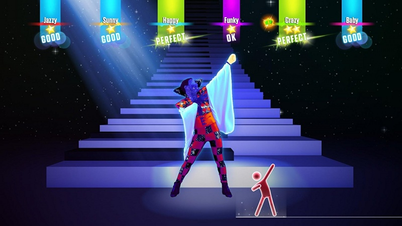 Just Dance 2017, Screenshot #2