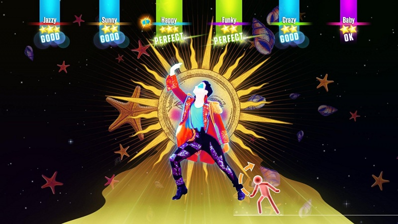 Just Dance 2017, Screenshot #3
