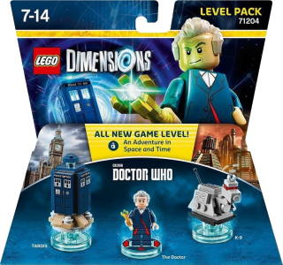 LEGO Dimensions Level Pack: Doctor Who (71204), Covermotiv