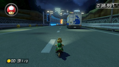 Mario Kart 8, Screenshot #3