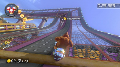 Mario Kart 8, Screenshot #5