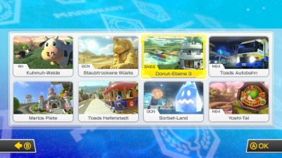Mario Kart 8, Screenshot #10
