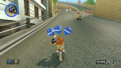 Mario Kart 8, Screenshot #11