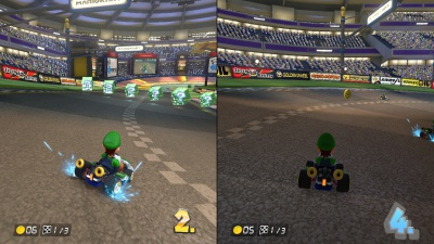 Mario Kart 8, Screenshot #12