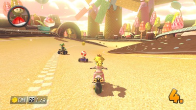 Mario Kart 8, Screenshot #16