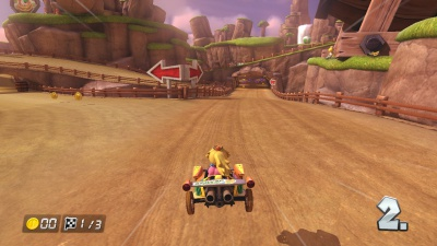 Mario Kart 8, Screenshot #17