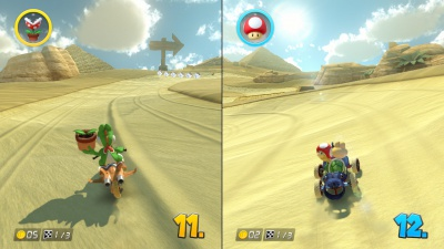 Mario Kart 8, Screenshot #19