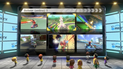 Mario Kart 8, Screenshot #21