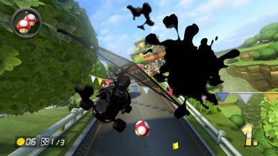 Mario Kart 8, Screenshot #22