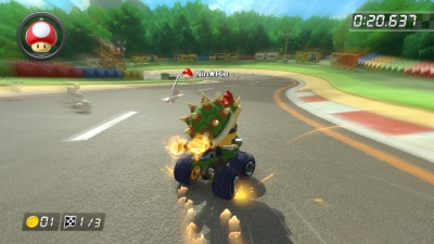 Mario Kart 8, Screenshot #23