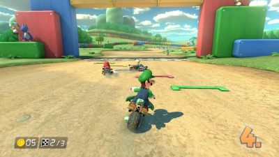 Mario Kart 8, Screenshot #24