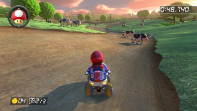 Mario Kart 8, Screenshot #25