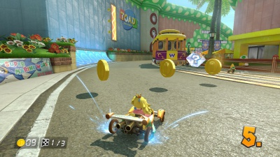 Mario Kart 8, Screenshot #31