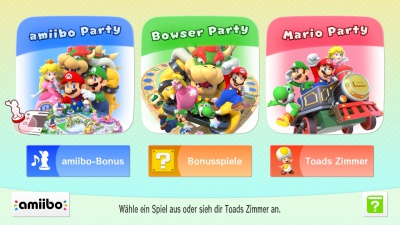 Mario Party 10, Screenshot #1