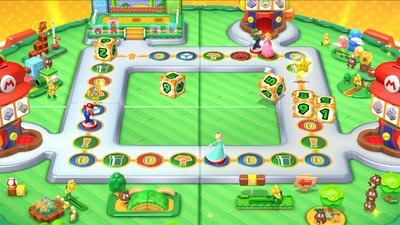 Mario Party 10, Screenshot #3