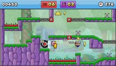 Mario vs. Donkey Kong: Tipping Stars, Screenshot #3