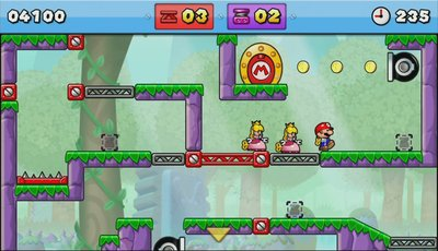 Mario vs. Donkey Kong: Tipping Stars, Screenshot #4