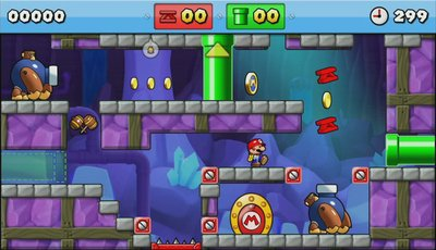Mario vs. Donkey Kong: Tipping Stars, Screenshot #8