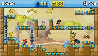 Mario vs. Donkey Kong: Tipping Stars, Screenshot #9
