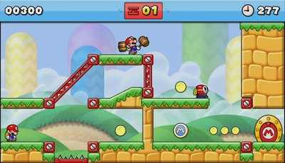 Mario vs. Donkey Kong: Tipping Stars, Screenshot #10