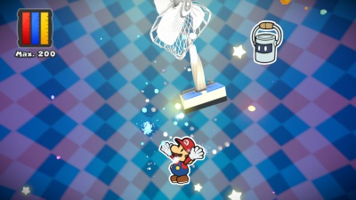 Paper Mario Color Splash, Screenshot #10