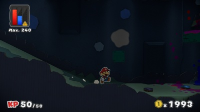Paper Mario Color Splash, Screenshot #12